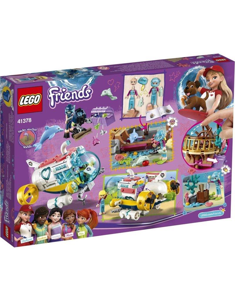 LEGO LEGO Friends 41378 - Dolfijnen Reddingsactie