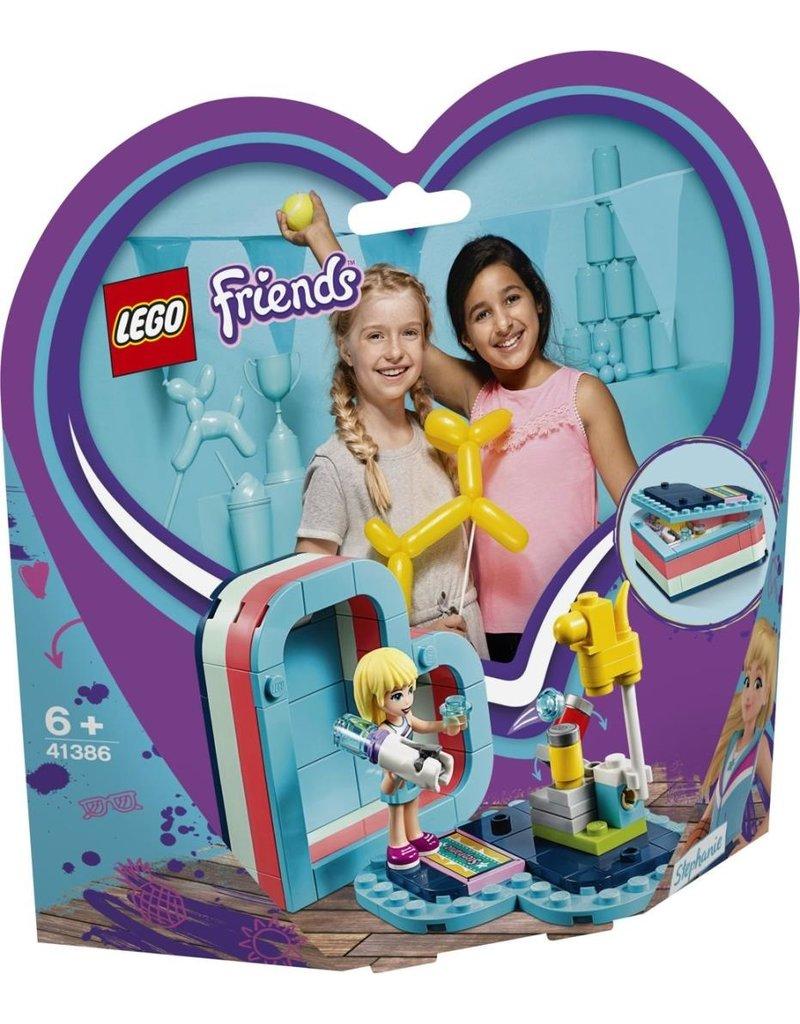LEGO LEGO Friends 41386 - Stephanie's Hartvormige Zomerdoos