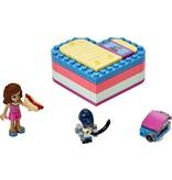 LEGO LEGO Friends 41387 - Olivia's Hartvormige Zomerdoos