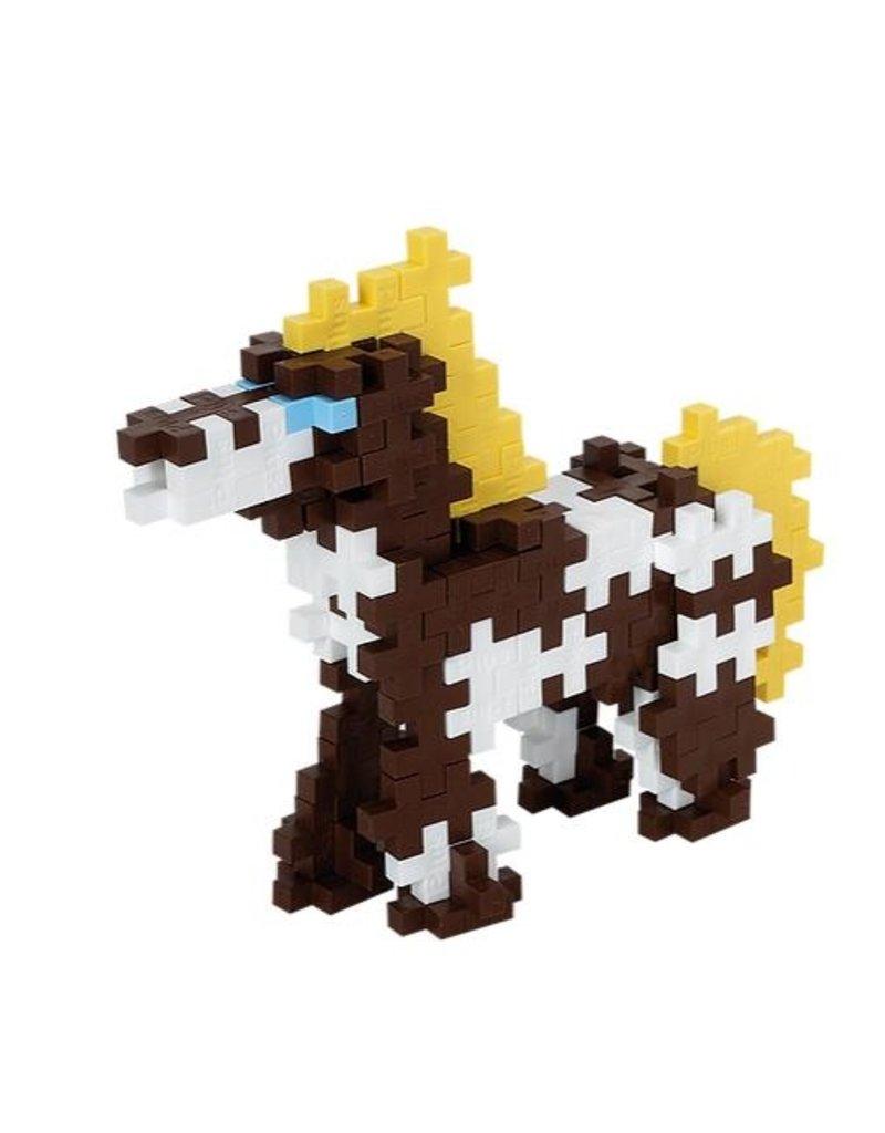 Plus-Plus Plus-Plus 4116 - Mini Basic Buis Paard