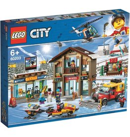 LEGO LEGO City 60203 - Skiresort