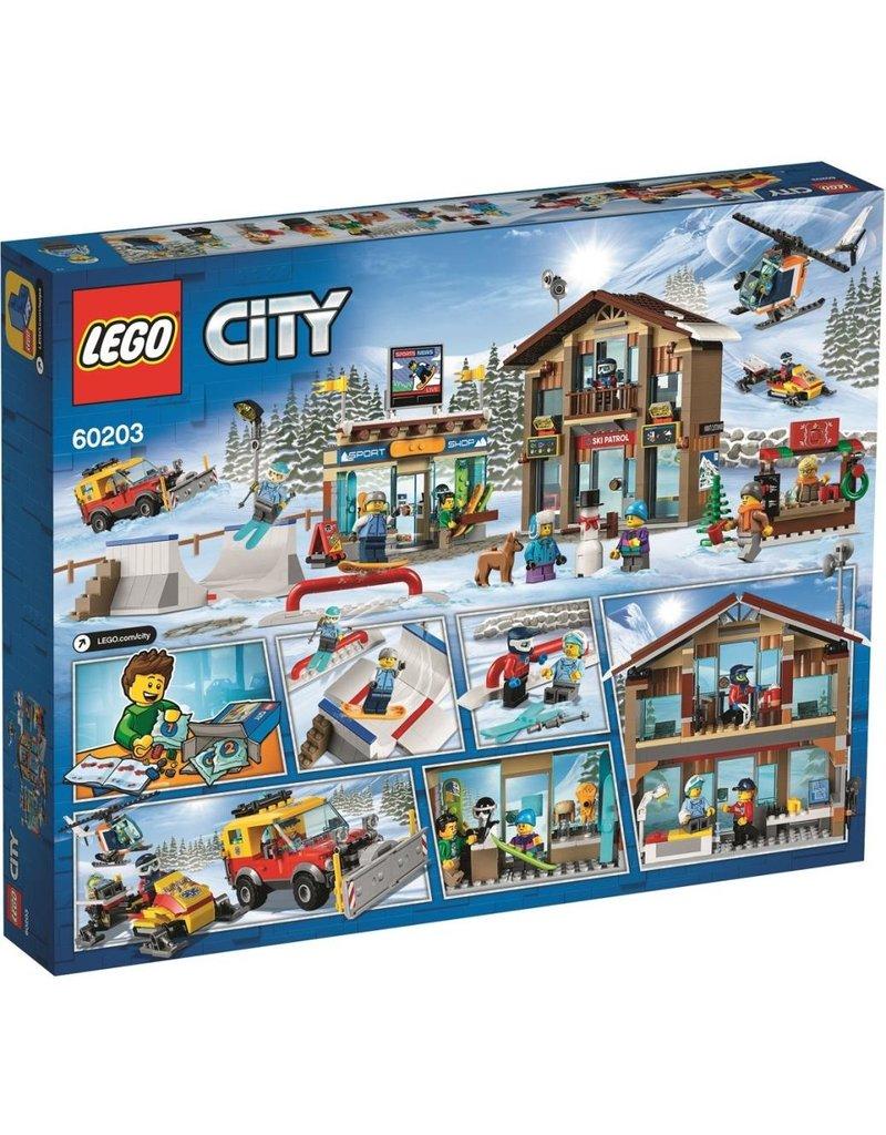 LEGO LEGO City 60203 - Skiresort