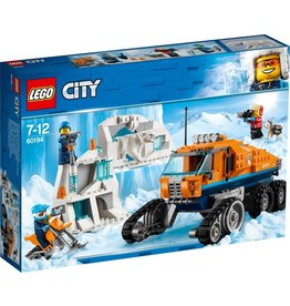 LEGO LEGO City 60194 - Arctic Poolonderzoekstruck