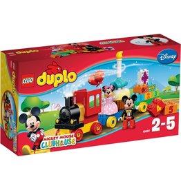 LEGO DUPLO  LEGO DUPLO 10597 - Mickey en Minnie Verjaardagsoptocht