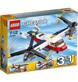 LEGO LEGO Creator 31020 - Twinblade avonturen