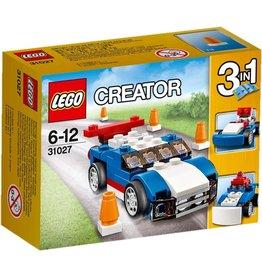LEGO LEGO Creator 31027 - Blauwe racer