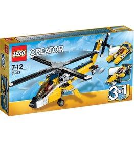 LEGO LEGO Creator 31023 - Gele racers