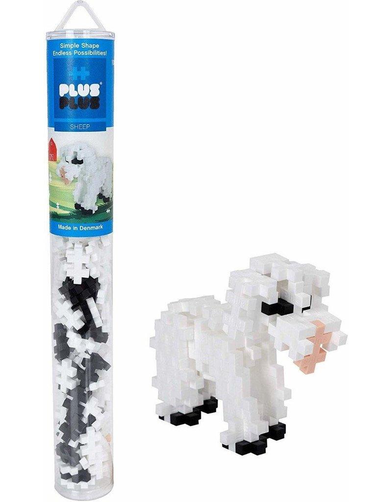 Plus-Plus Plus-Plus 4119 - Mini Basic Buis Schaap
