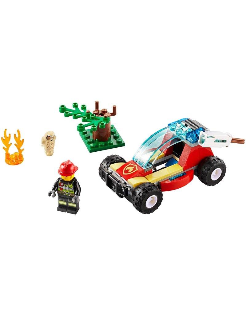 LEGO LEGO City 60247 - Bosbrand