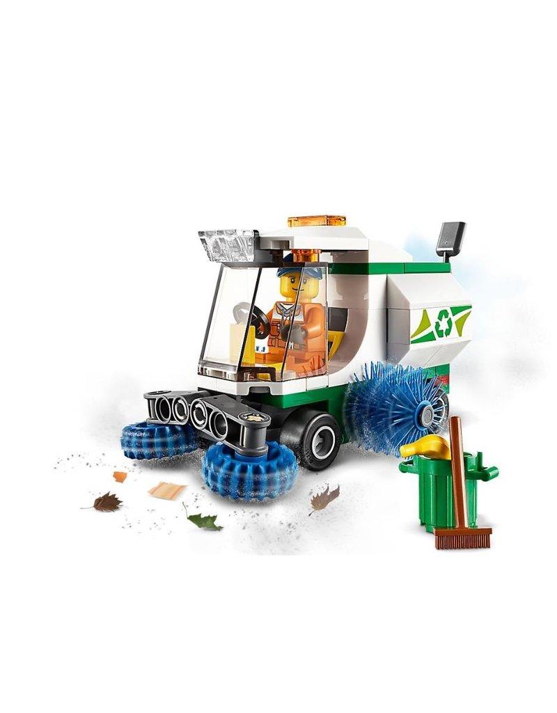 LEGO LEGO City 60249 - Straatveegmachine