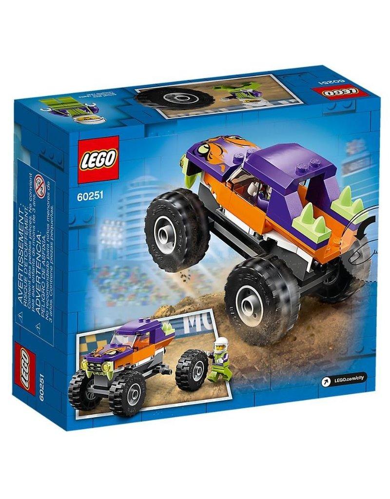 LEGO LEGO City 60251 - Monstertruck
