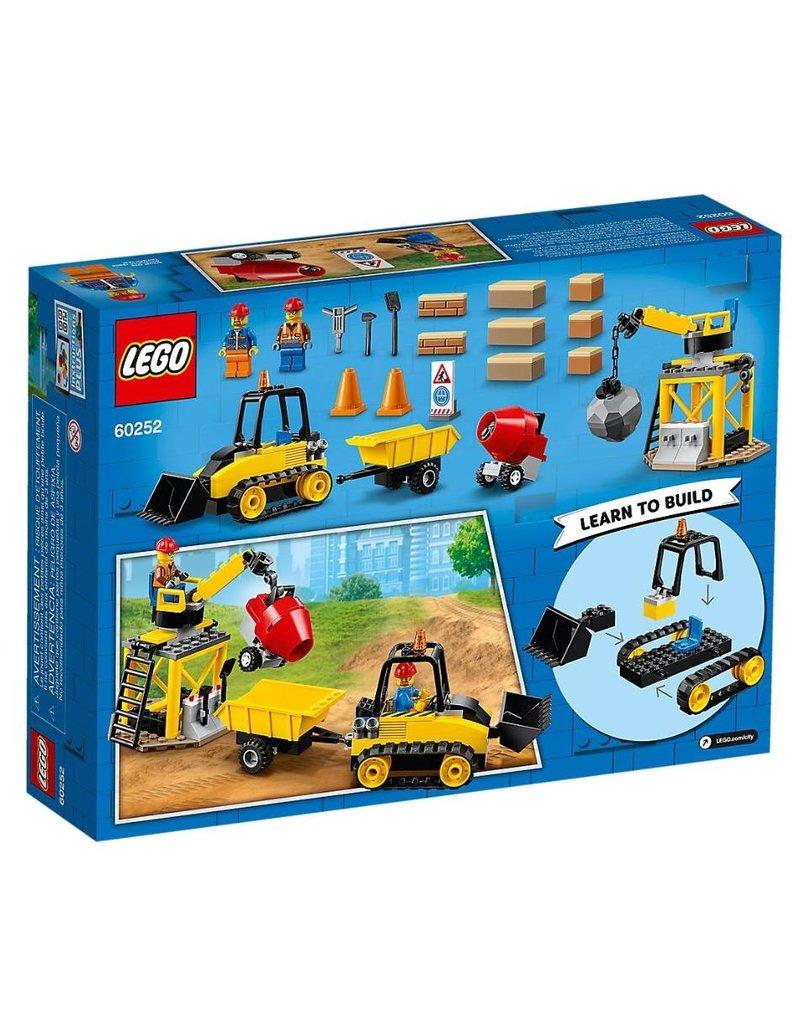 LEGO LEGO City 60252 - Constructie Bulldozer
