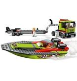 LEGO LEGO City 60254 - Raceboottransport
