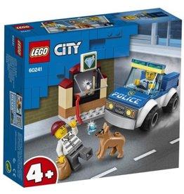 LEGO LEGO City 60241 - Politie hondenpatrouille