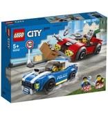 LEGO LEGO City 60242 - Politie Arrestatie Snelweg