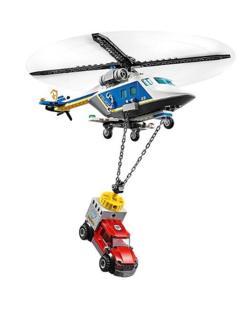 LEGO LEGO City 60243 - Politiehelikopter Achtervolging