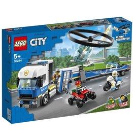 LEGO LEGO City 60244 - Helikoptertransport