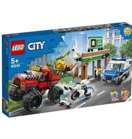 LEGO LEGO City 60245 - Politie Monstertruck Overval