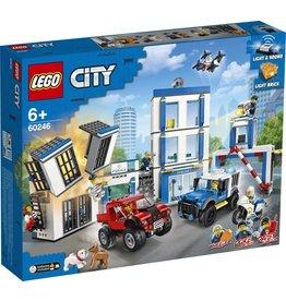LEGO LEGO City 60246 - Politiebureau