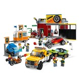 LEGO LEGO City 60258 - Tuningworkshop