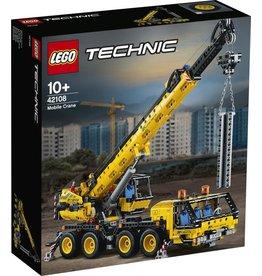 LEGO LEGO Technic 42108 - Mobiele kraan