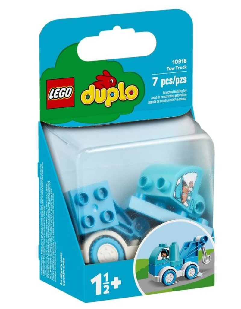 LEGO DUPLO  LEGO DUPLO 10918 - Sleepwagen