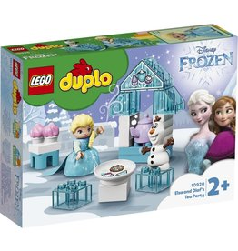 LEGO DUPLO  LEGO DUPLO 10920 - Elsa's en Olaf's ijsfeest
