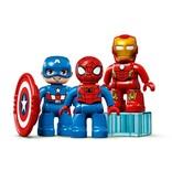 LEGO DUPLO  LEGO DUPLO 10921 - Laboratorium van superhelden
