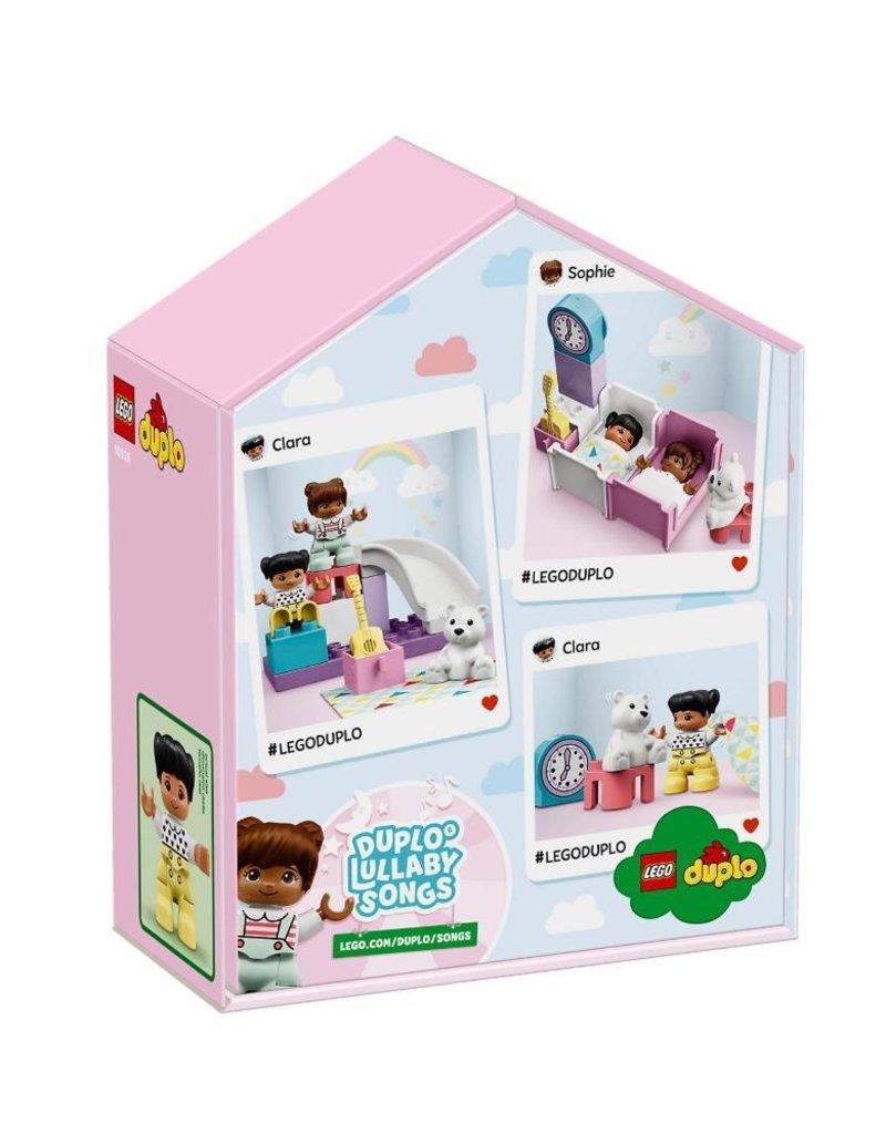 LEGO DUPLO  LEGO DUPLO 10926 - Slaapkamer