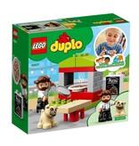 LEGO DUPLO  LEGO DUPLO 10927 - Pizzakraam