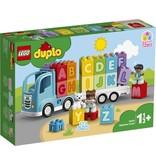 LEGO DUPLO  LEGO DUPLO 10915 - Alfabet vrachtwagen