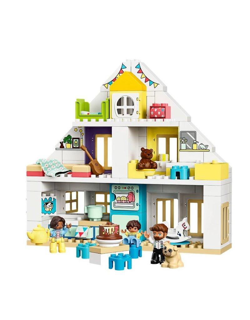 LEGO DUPLO  LEGO DUPLO 10929 - Modulair speelhuis