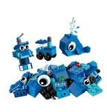 LEGO LEGO Classic 11006 - Creatieve blauwe stenen