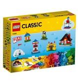 LEGO LEGO Classic 11008 - Stenen en huizen