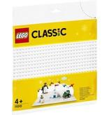 LEGO LEGO Classic 11010 - Witte bouwplaat