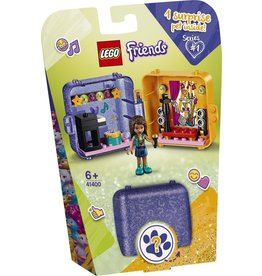 LEGO LEGO Friends 41400 - Andrea's speelkubus