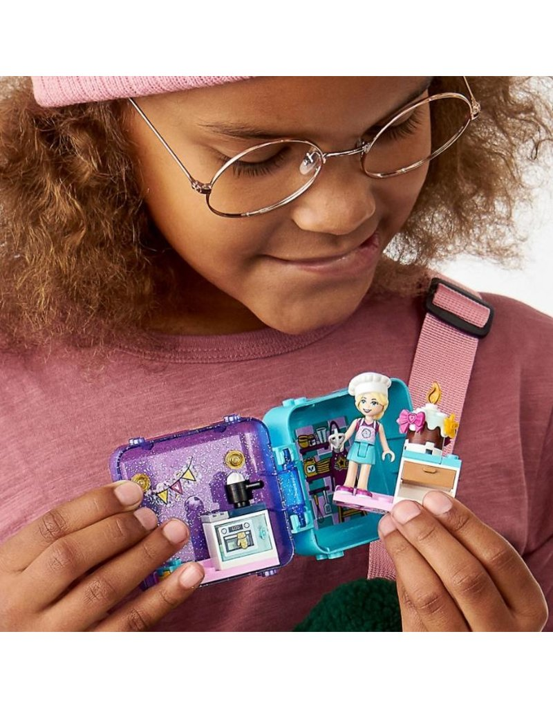 LEGO LEGO Friends 41401 - Stephanies speelkubus
