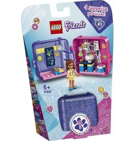 LEGO LEGO Friends 41402 - Olivia's speelkubus