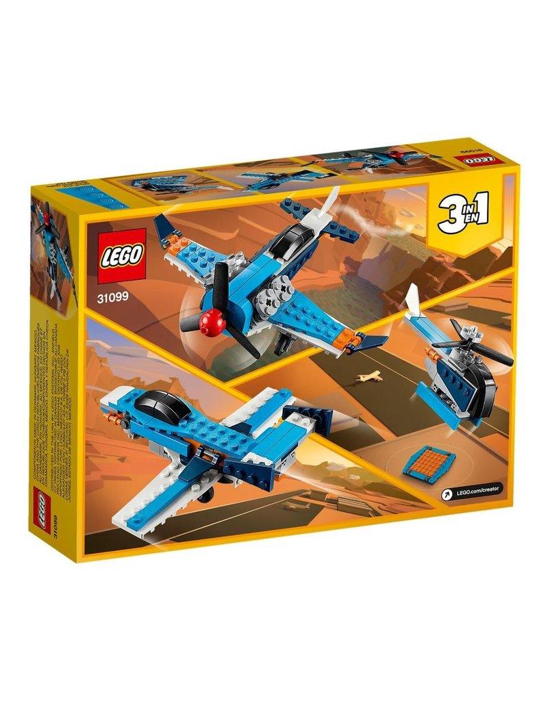 LEGO LEGO Creator 31099 - Propellervliegtuig