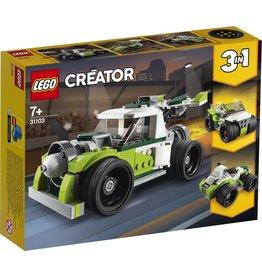 LEGO LEGO Creator 31103 - Raketwagen