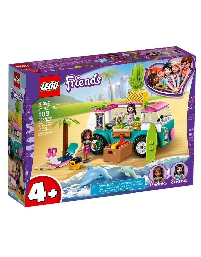 LEGO LEGO Friends 41397 - Sapwagen