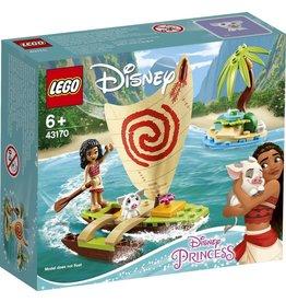 LEGO LEGO Disney Princess 43170 - Vaiana's oceaanavontuur
