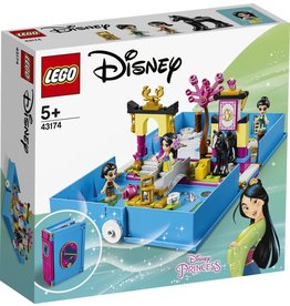LEGO LEGO Disney Princess 43174 - Mulans verhalenboekavonturen