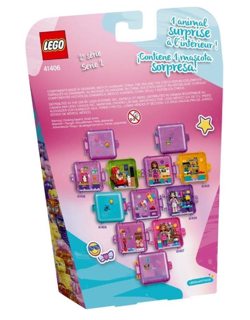 LEGO LEGO Friends 41406 - Stephanie`s winkelspeelkubus