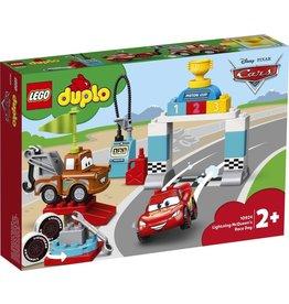 LEGO DUPLO  LEGO DUPLO 10924 - Bliksem McQueen`s racedag