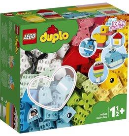 LEGO DUPLO  LEGO DUPLO 10909 - Hartvormige doos