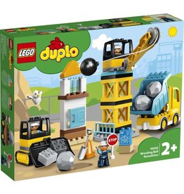 LEGO DUPLO  LEGO DUPLO 10932 - Sloopkogel Afbraakwerken