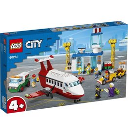 LEGO LEGO City 60261 - Centrale luchthaven