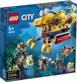 LEGO LEGO City 60264 - Oceaan Verkenningsduikboot