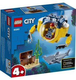 LEGO LEGO City 60263 - Oceaan Mini Duikboot